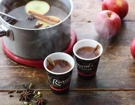 Roasted COFFEE LABORATORY ホットアップルサイダー