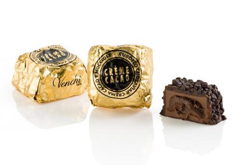 チョコレート・ジェラート専門店「 ヴェンキ」銀座店 キュボット チョキャビア