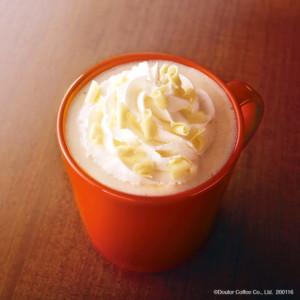 エクセルシオール カフェでホワイトチョコを使用した冬の新作「ホワイトショコラモカ」発売開始!