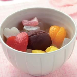 船橋屋でバレンタイン限定メニュー「ショコラあんみつ」を発売開始!