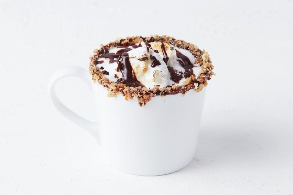 J.S. PANCAKE CAFE スモアモカ