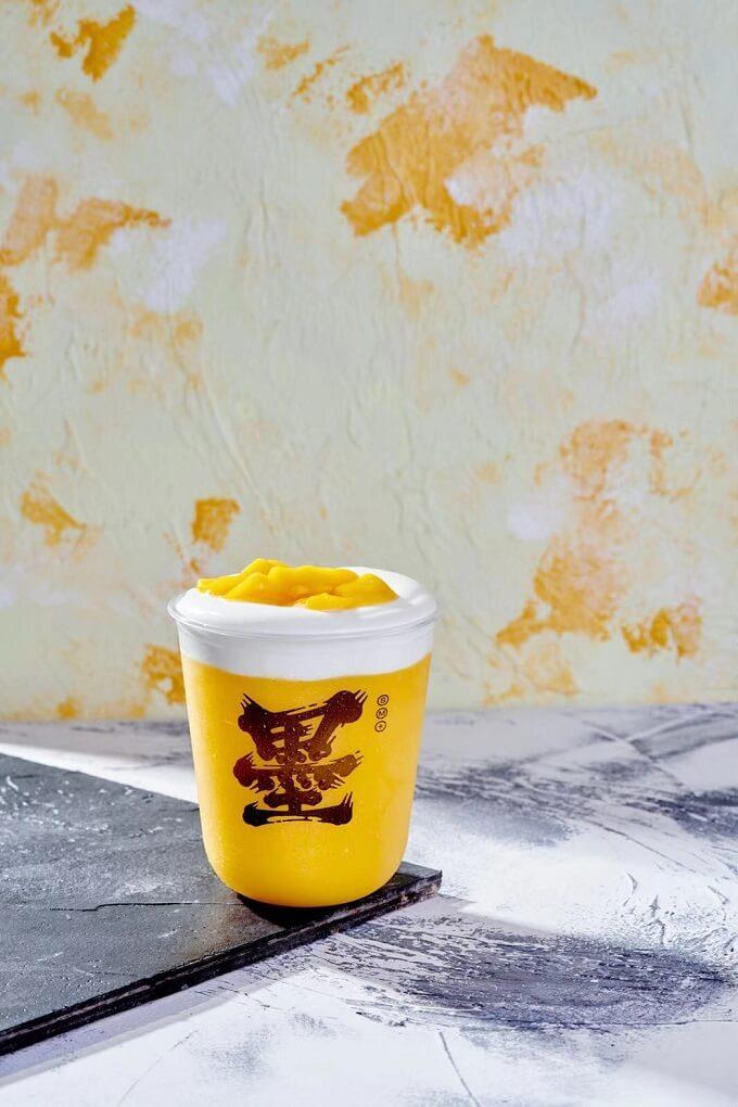 台湾タピオカドリンク専門店『mo labo(モラボ)』 マンゴーココナッツミルク