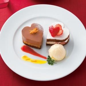 【期間限定】モロゾフでバレンタイン限定デザート発売!ハート形のかわいいスイーツが楽しめる
