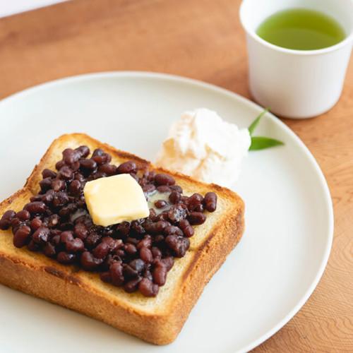 東京茶寮 あんバタートースト