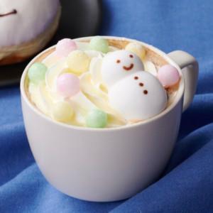 【タリーズコーヒー】山陰・北陸エリア限定ドリンク「スノーマンパレードラテ」を発売!