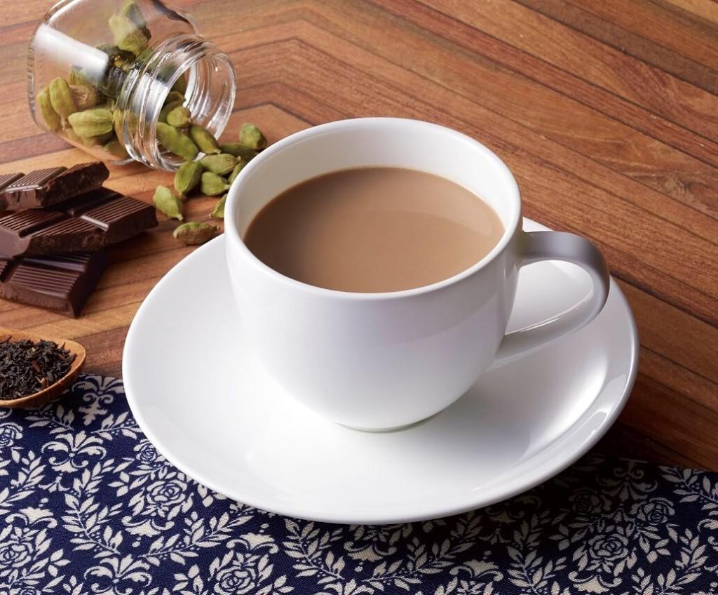 上島珈琲店 カルダモンミルク紅茶