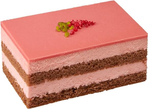 カフェ・ベローチェ ルビーチョコレートケーキ