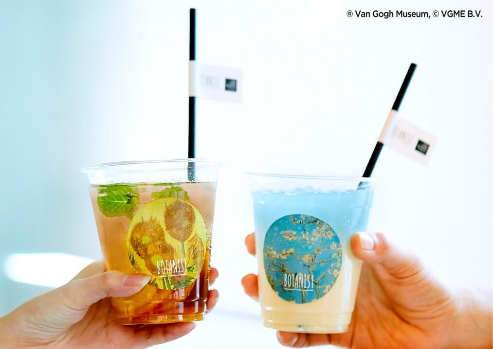 表参道「BOTANIST cafe(ボタニストカフェ)」