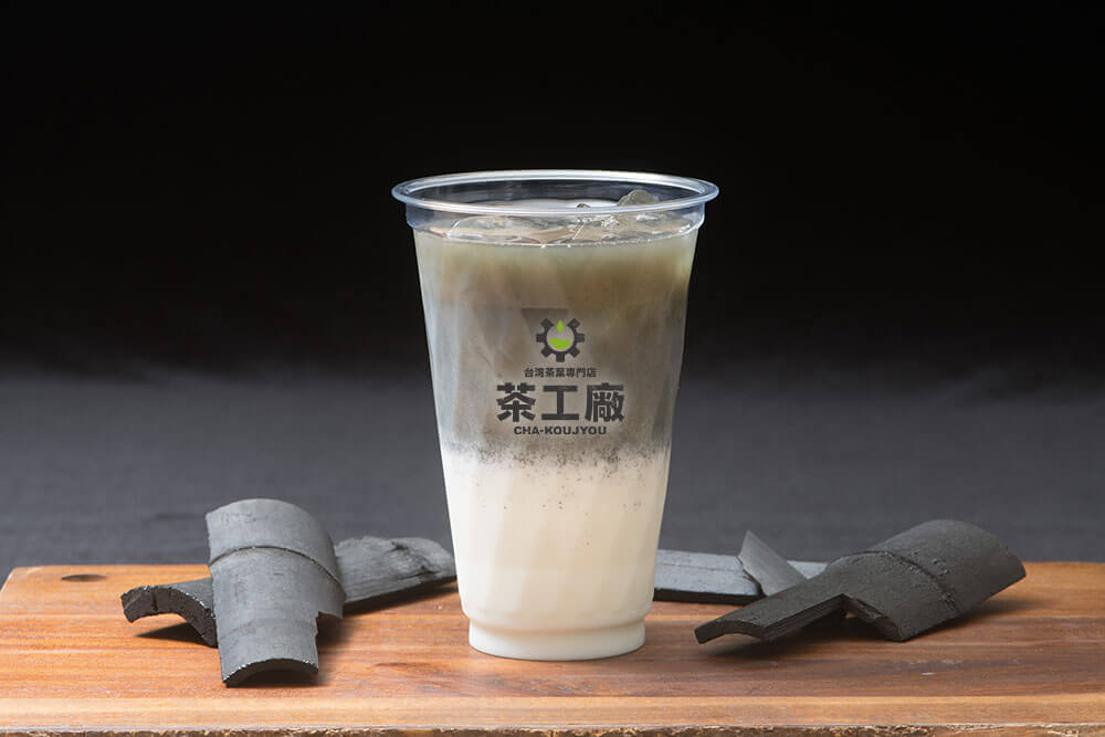 台湾茶葉専門店 茶工場 タピオカドリンク
