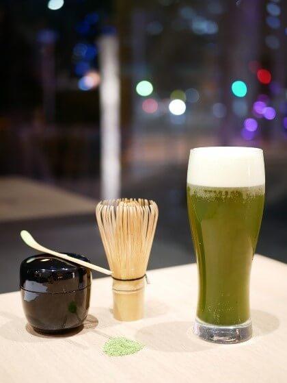大三萬年堂HANARE HANARE流「抹茶ビール」