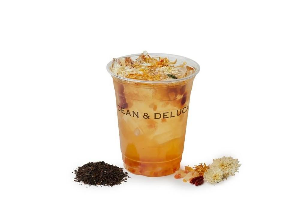 DEAN & DELUCA CAFE ホワイトフラワーティー