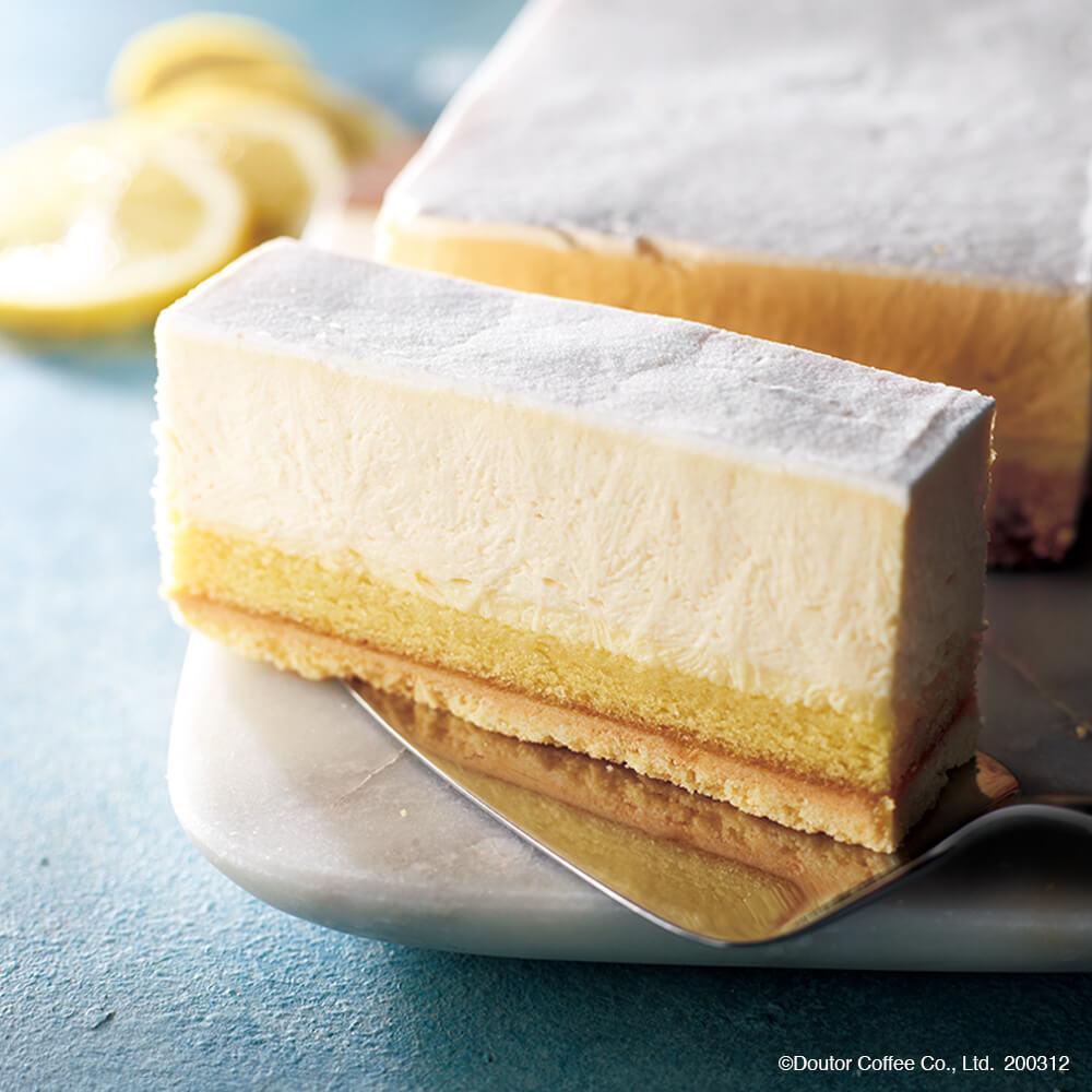 エクセルシオールカフェ レアチーズケーキ