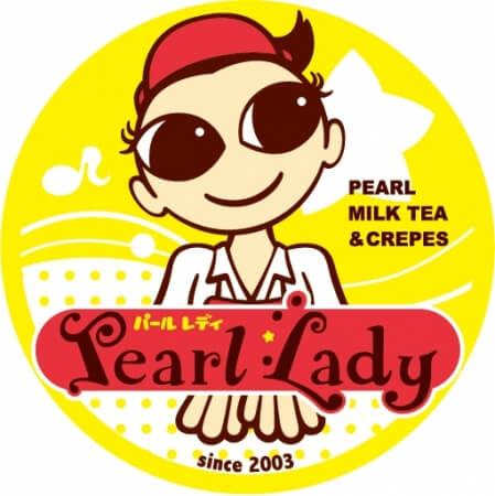 パールレディのロゴ