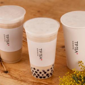 TP TEA タピオカ麦茶ラテ