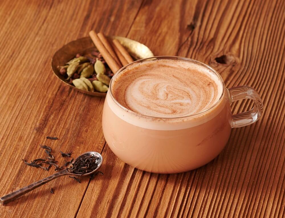 タリーズコーヒー &TEA チャイミルクティー