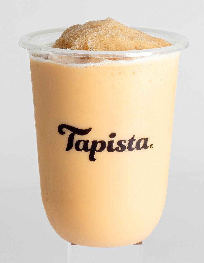 タピオカ専門店Tapista TAPISTAプレミアムミルクティ