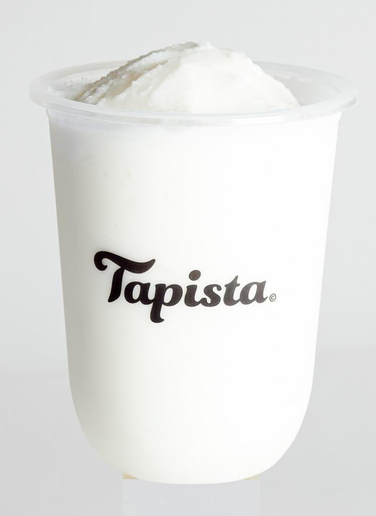 タピオカ専門店Tapista ロイヤルバニラ
