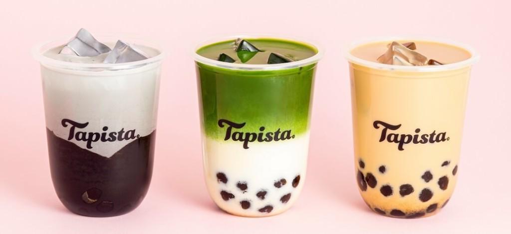 タピオカ専門店Tapista ドリンクメニュー