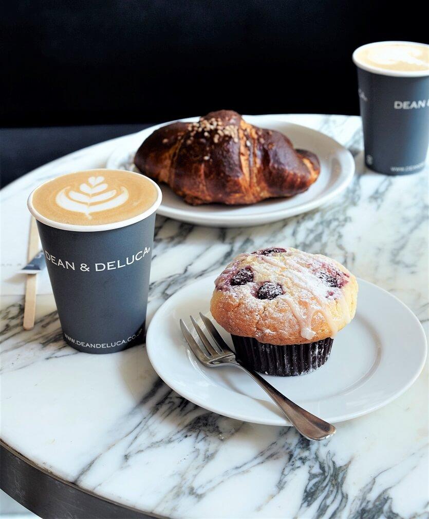 DEAN & DELUCA(ディーンアンドデルーカ) カフェ フードメニュー