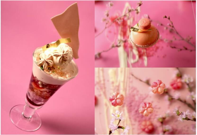 Patisserie & Cafe DEL'IMMO 2020春の新作