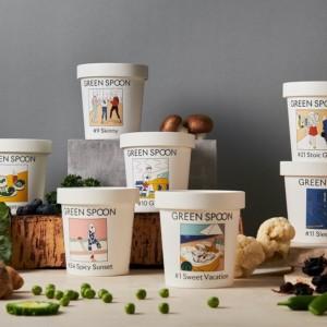 【通販】定額制パーソナルスムージー「GREEN SPOON」発売!瞬間冷凍した野菜・フルーツをお届け