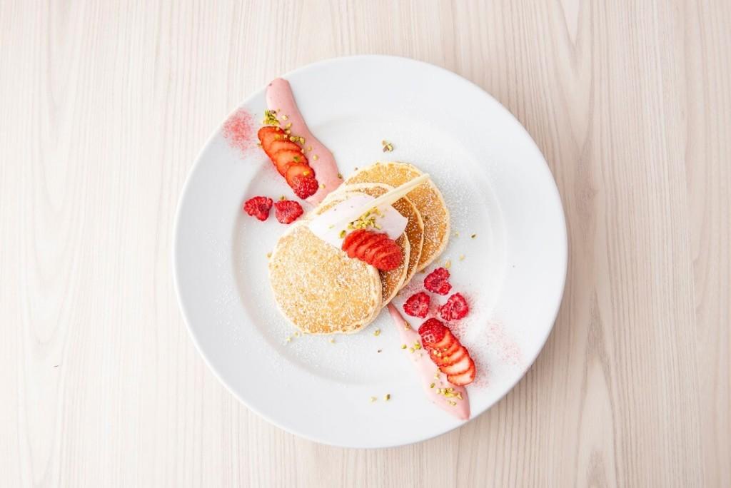サラベス いちごのティラミスパンケーキ
