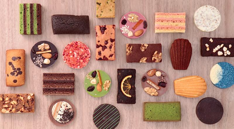 ベルアメール ショコラと焼菓子