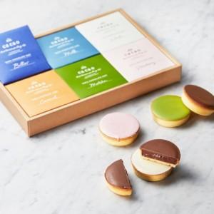 【通販】ca ca o の人気商品『リッチ生チョコタルト 6種セット』が発売中!母の日までの期間限定