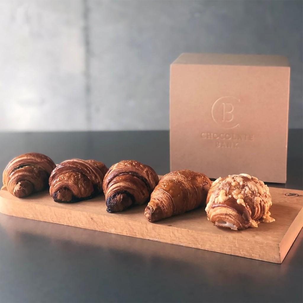 Chocolate Bank BANKクロワッサン