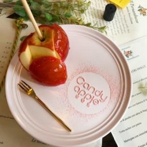 【新店】りんご飴専門店カフェ『Candy apple』代官山本店が2020年1月 オープン!