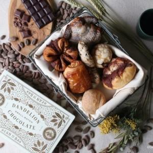 【通販】ダンデライオン・チョコレートが「食べ比べセット」や「パン詰め合わせ」を発売開始!