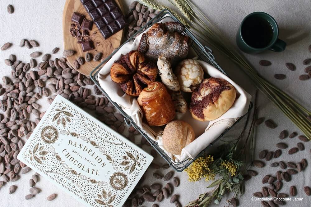 ダンデライオン・チョコレート おうち時間