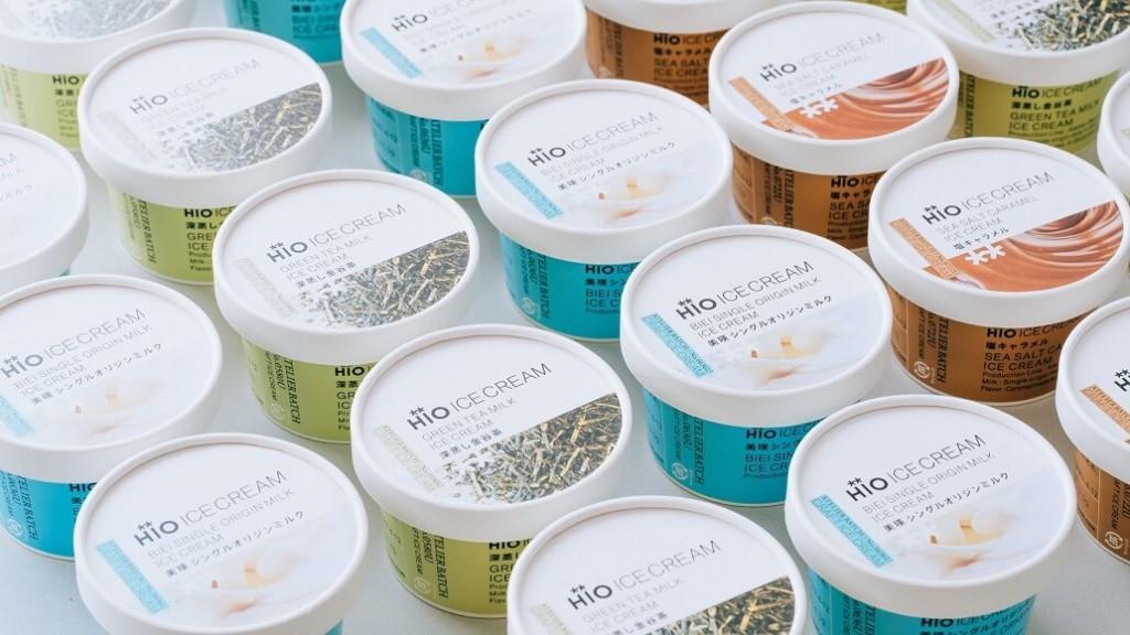 ヒオアイスクリーム × ナチュラルローソン