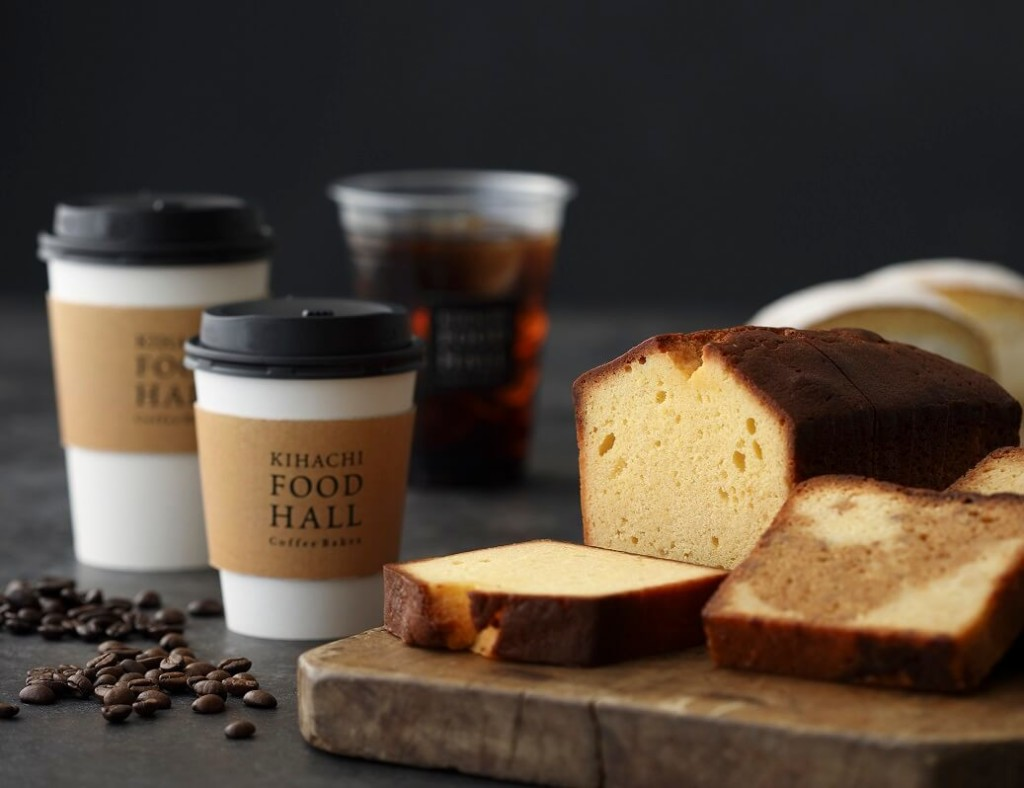 KIHACHI FOOD HALL Coffee Bakes