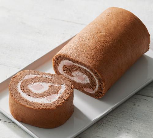 ルタオ ベリーショコラロールケーキ