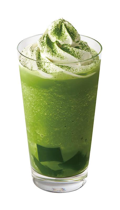 nana's green tea 玉露ゼリーフローズン