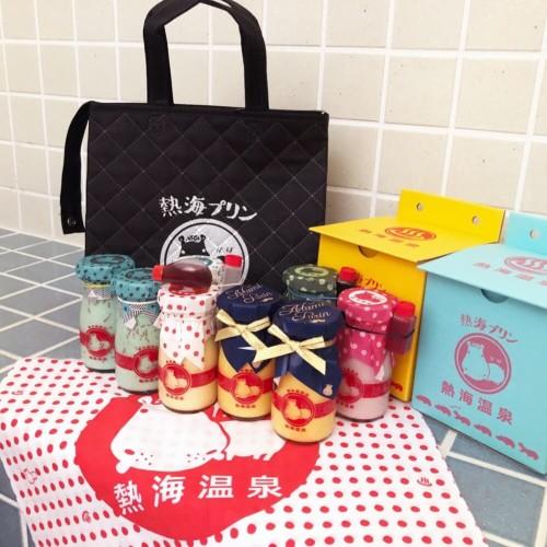 熱海プリン応援BOX第2弾