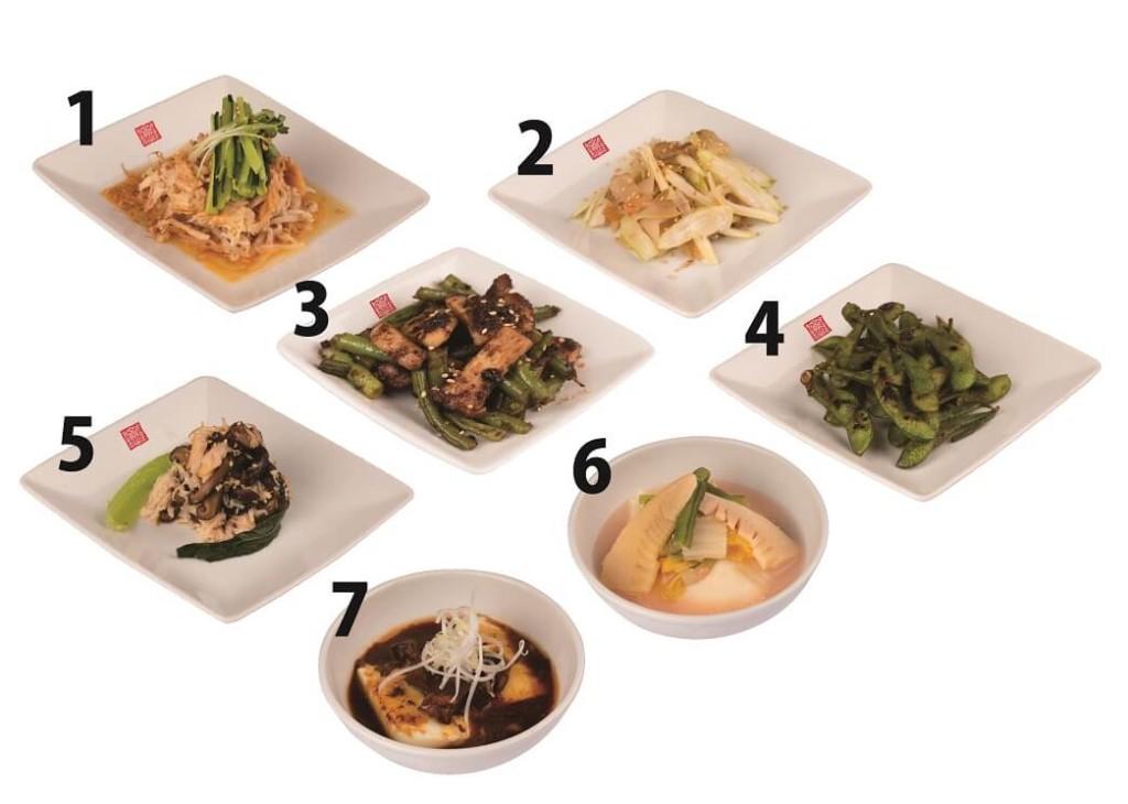 春水堂渋谷マークシティ店 台湾小皿料理