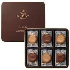〈ゴディバ〉クッキーアソートメント