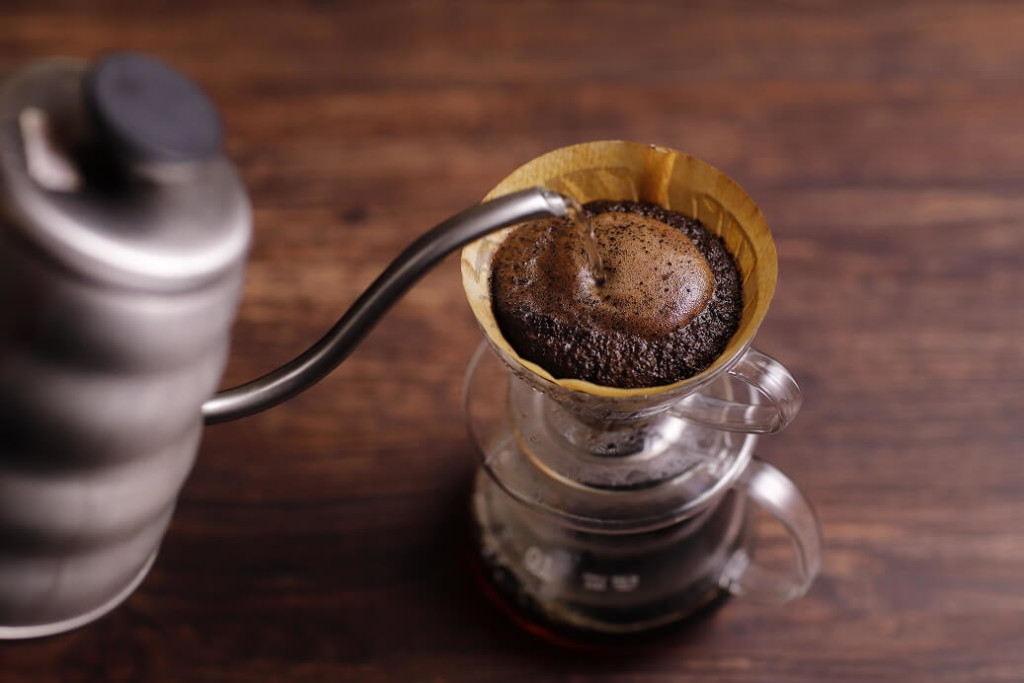 デカフェコーヒー 「DECACO(デカコ)」