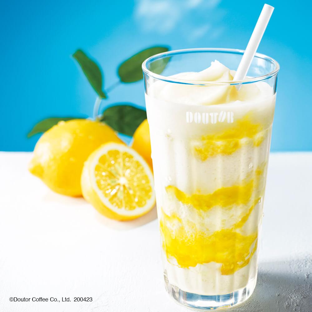 ドトールコーヒー はちみつレモンヨーグルン
