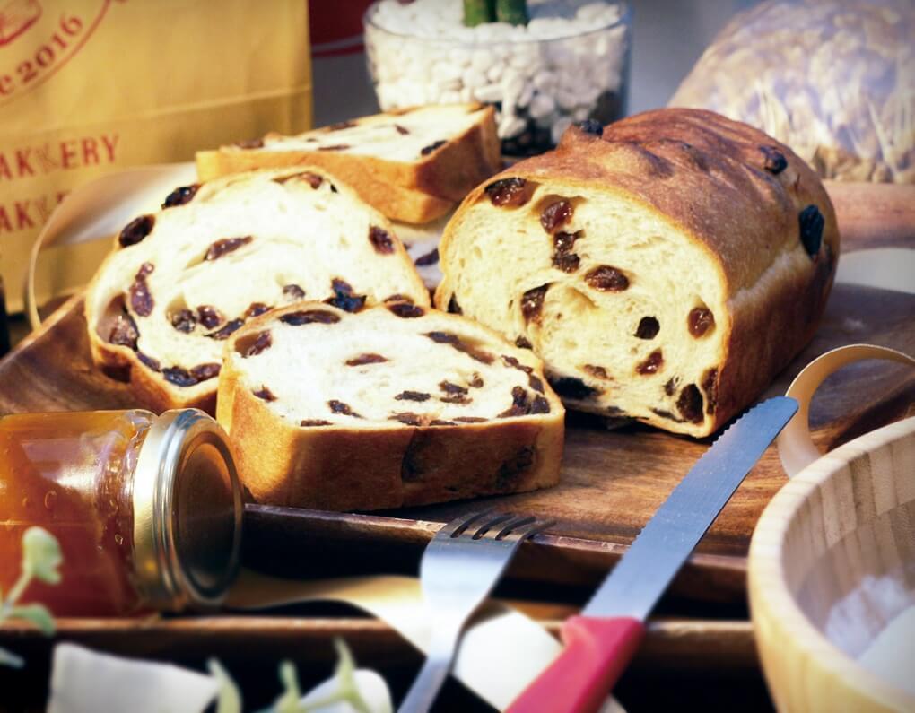 マチダベッカリー レーズン生食パン