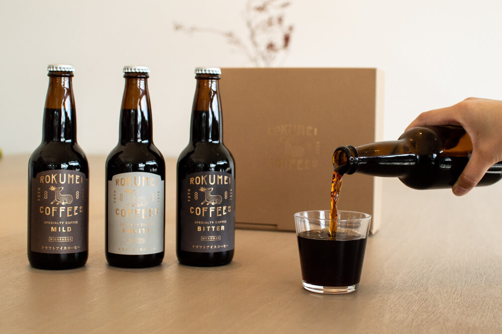 ROKUMEI COFFEE CO. クラフトアイスコーヒー