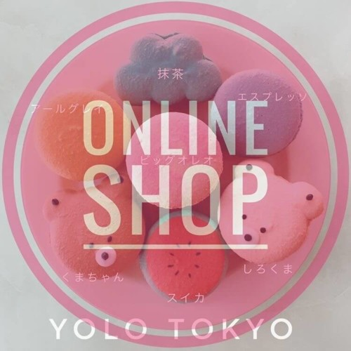 YOLO TOKYO Cafe&Desserts オンラインショップ