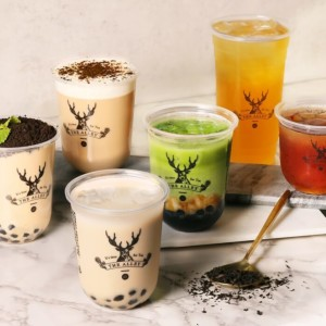 【新店】お茶に恋する本格派ティーストア THE ALLEY がルミネエスト新宿「PARK BAZAAR」にオープン!