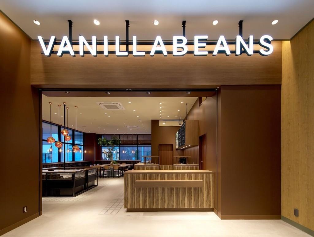 チョコレート専門店「VANILLABEANS BAYSIDE(バニラビーンズ ベイサイド)」