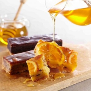 【通販】人気大阪土産「ハニカムタルト」がCake.jp に登場!蜂蜜を使ったフルーツタルト
