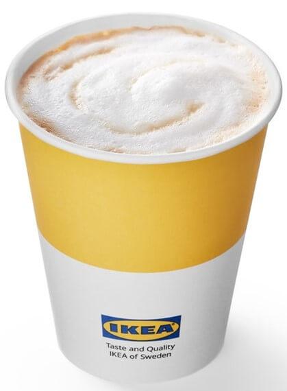 IKEA原宿店 イケアラテ