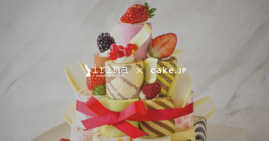 irona ロールケーキ