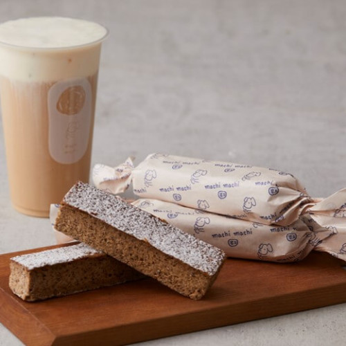 machi machi プレミアムミルクティーチーズケーキ